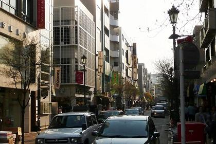 【サンプル】情緒豊かな広尾商店街の魅力! 広尾がもっと楽しい街になる!
