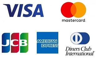クレジットカード決済導入のお知らせ