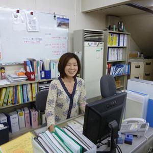 丸山 昭子 (Akiko Maruyama)