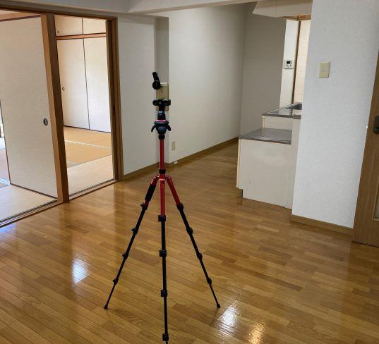 360°カメラで撮影��