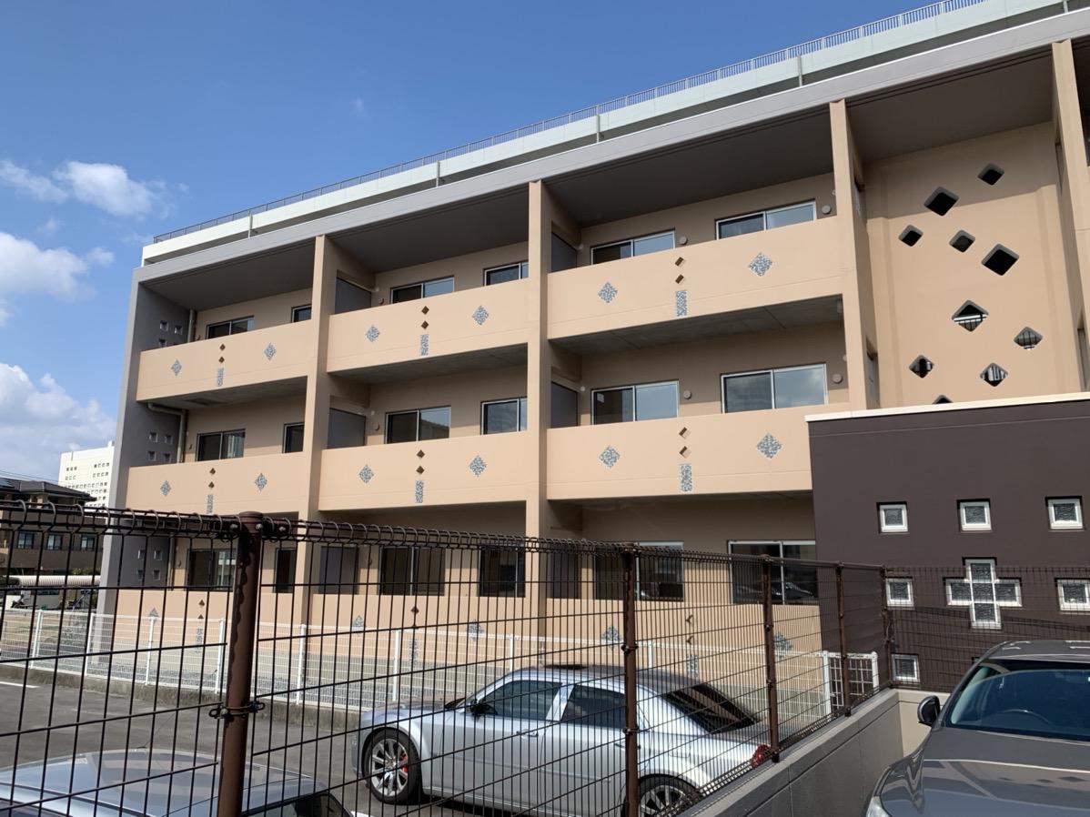 徳島県庁近くの新築鉄筋マンション「イオンハイツ」入居開始!
