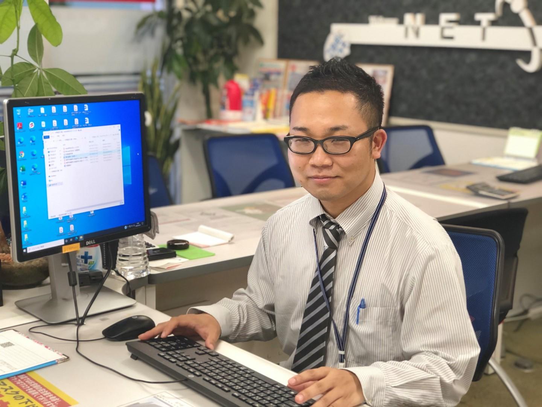【東京不動産のスタッフ紹介】賃貸管理部の松浦隆行をご紹介します