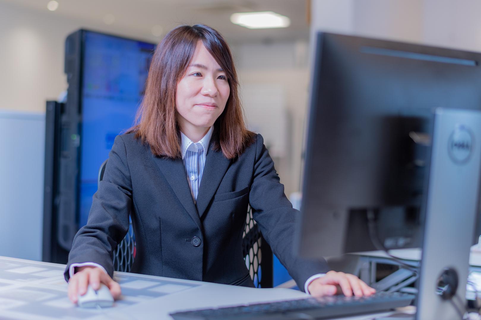 【東京不動産のスタッフ紹介】賃貸管理部の福島千愛をご紹介します