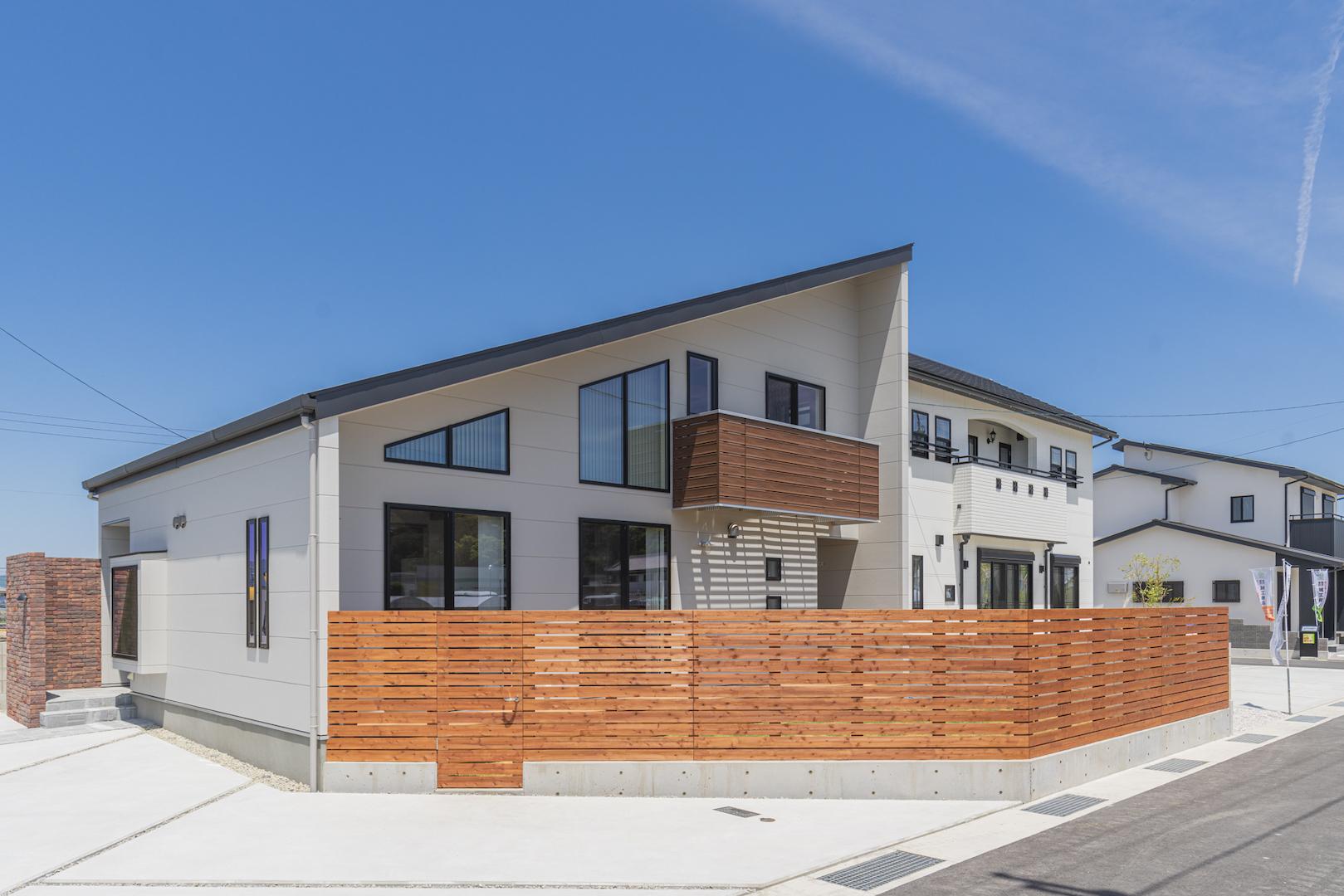 7つの家ものがたり|徳島県名西郡石井町|現在好評分譲中です♪