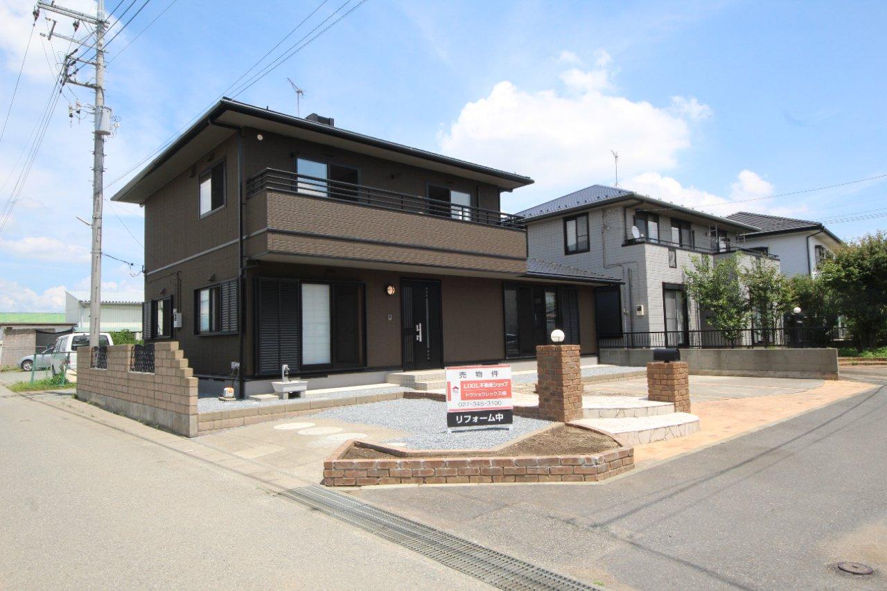 伊勢崎市 5LDK 土地約71坪のゆったり��中古住宅