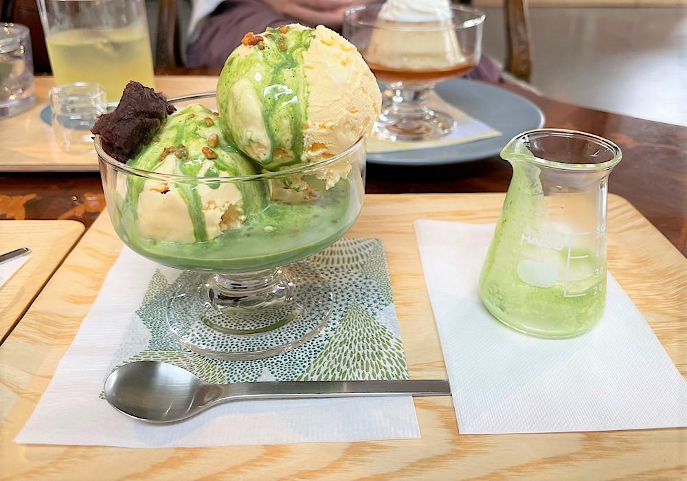 おいしい日本茶が楽しめる!「ニュータウンニュータウン」