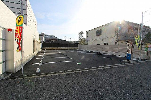 【新着物件】高松市番町 売り土地 現況駐車場 89坪 整形地