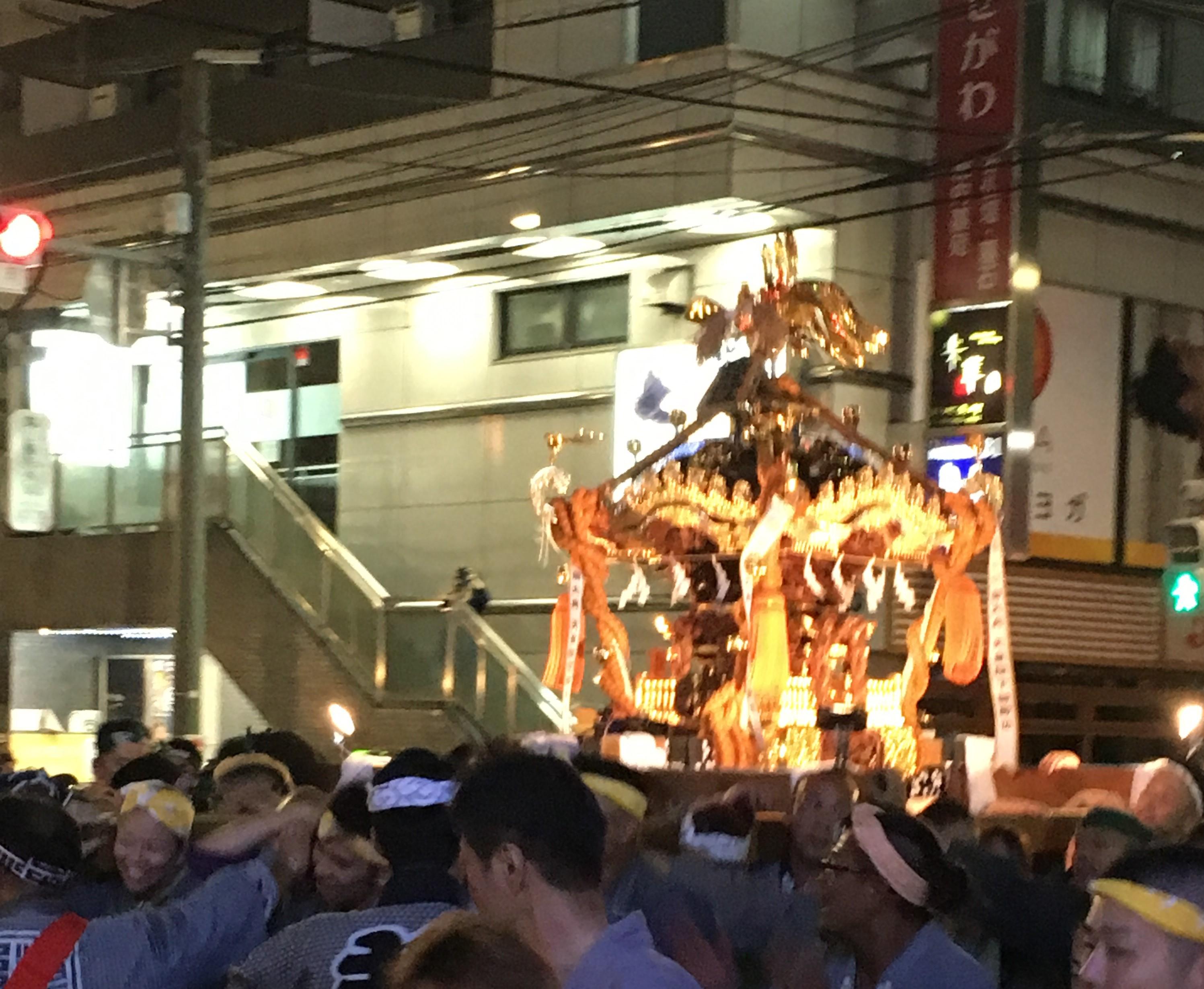 【大泉学園】10月6日は北野神社例大祭でした!