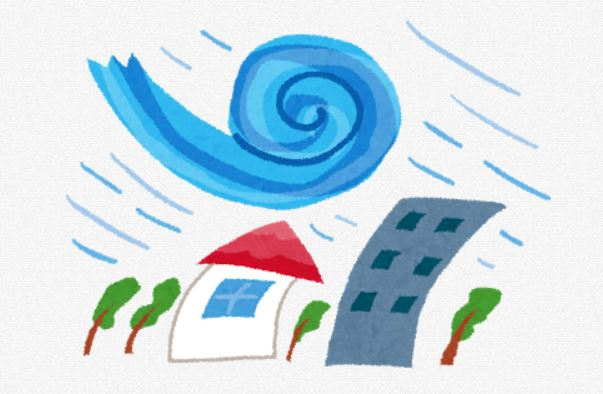 ★雨風から窓を守る便利な設備★