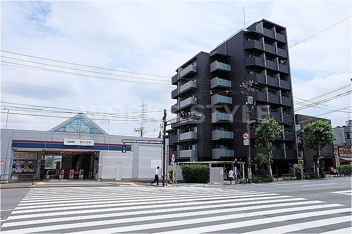 京王井の頭線 新代田駅 徒歩1分「ブライズ下北沢」