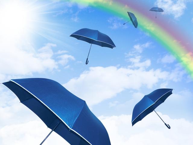 ★傘立ていらずで玄関広々!★