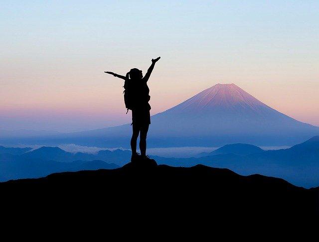 ★富士山が見える家★
