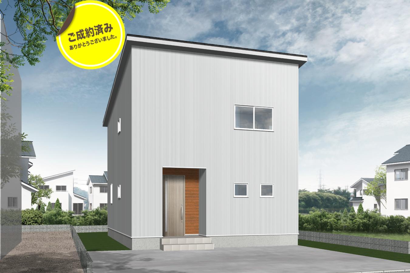 〔ご成約済み〕長岡市平島2丁目  新築戸建て住宅